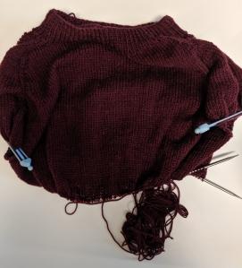 Flax Light Sweater