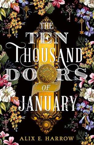 Cover art for The Ten Thousand Doors of January by Alix E. Harrow
